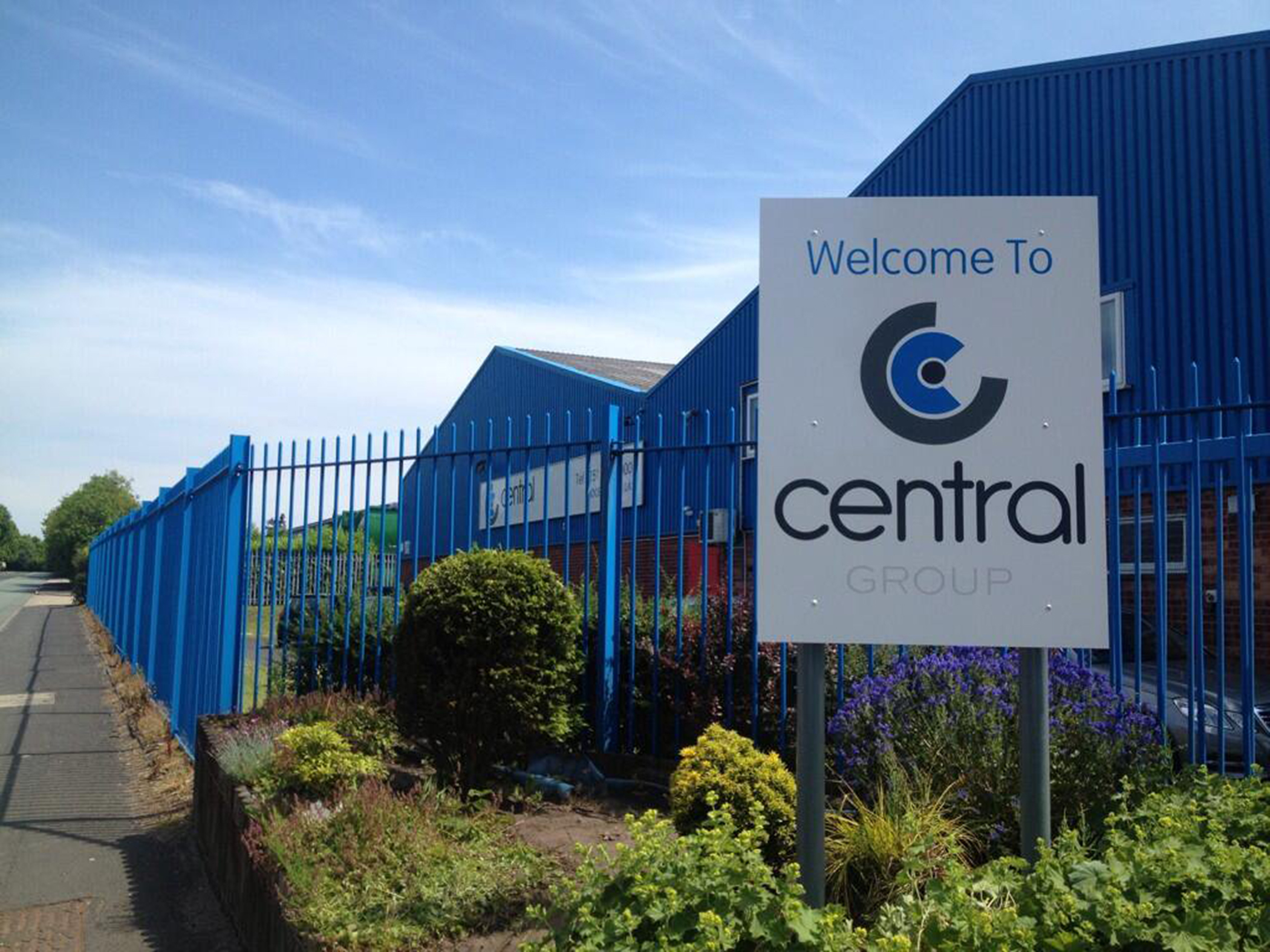 Central Group: The Industrial Emergency Service