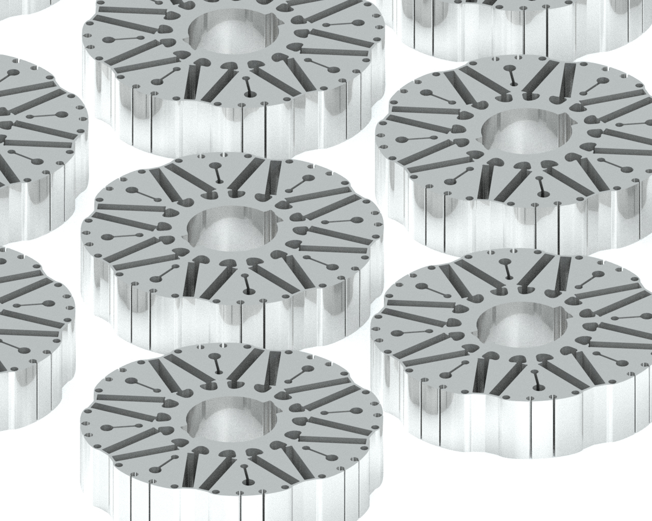 Nestech laminations stack up for the aftermarket