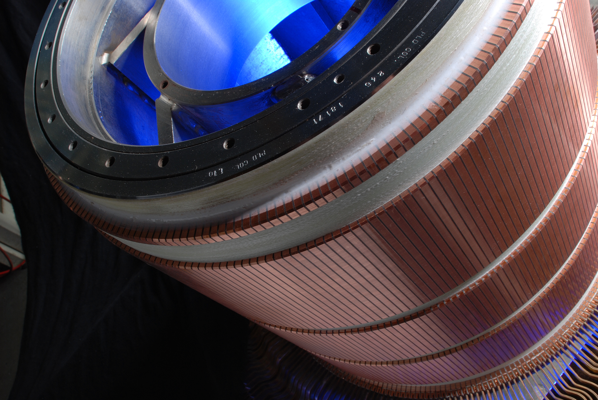 PLD Collettori Commutators – Copper, Steel, Mica and lots of experience!