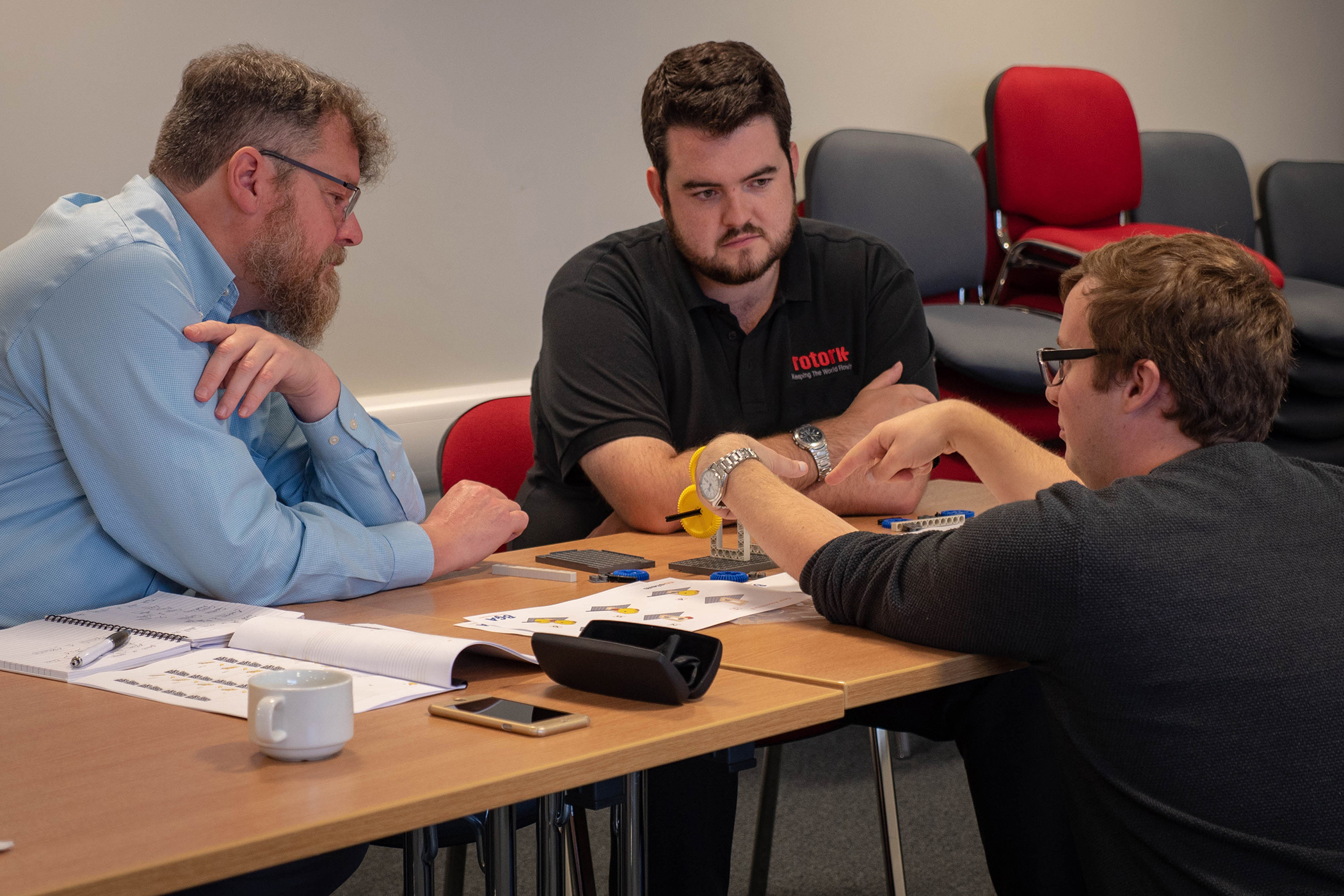 British Gear Association offers training to AEMT members