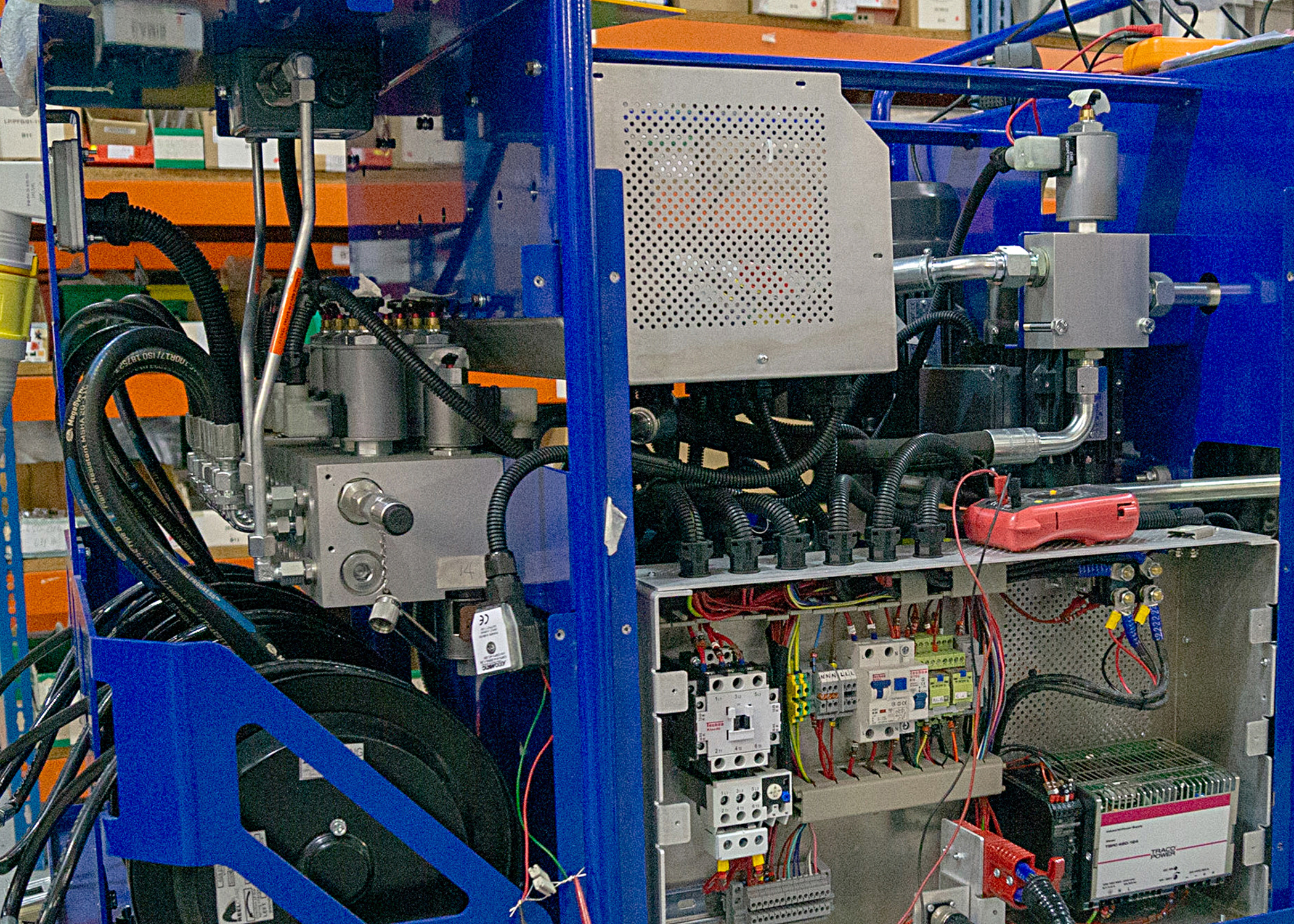 Camis offers specialist expertise and knowledge in motors and electronics