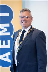New AEMT President sets out agenda for on-going development and growth