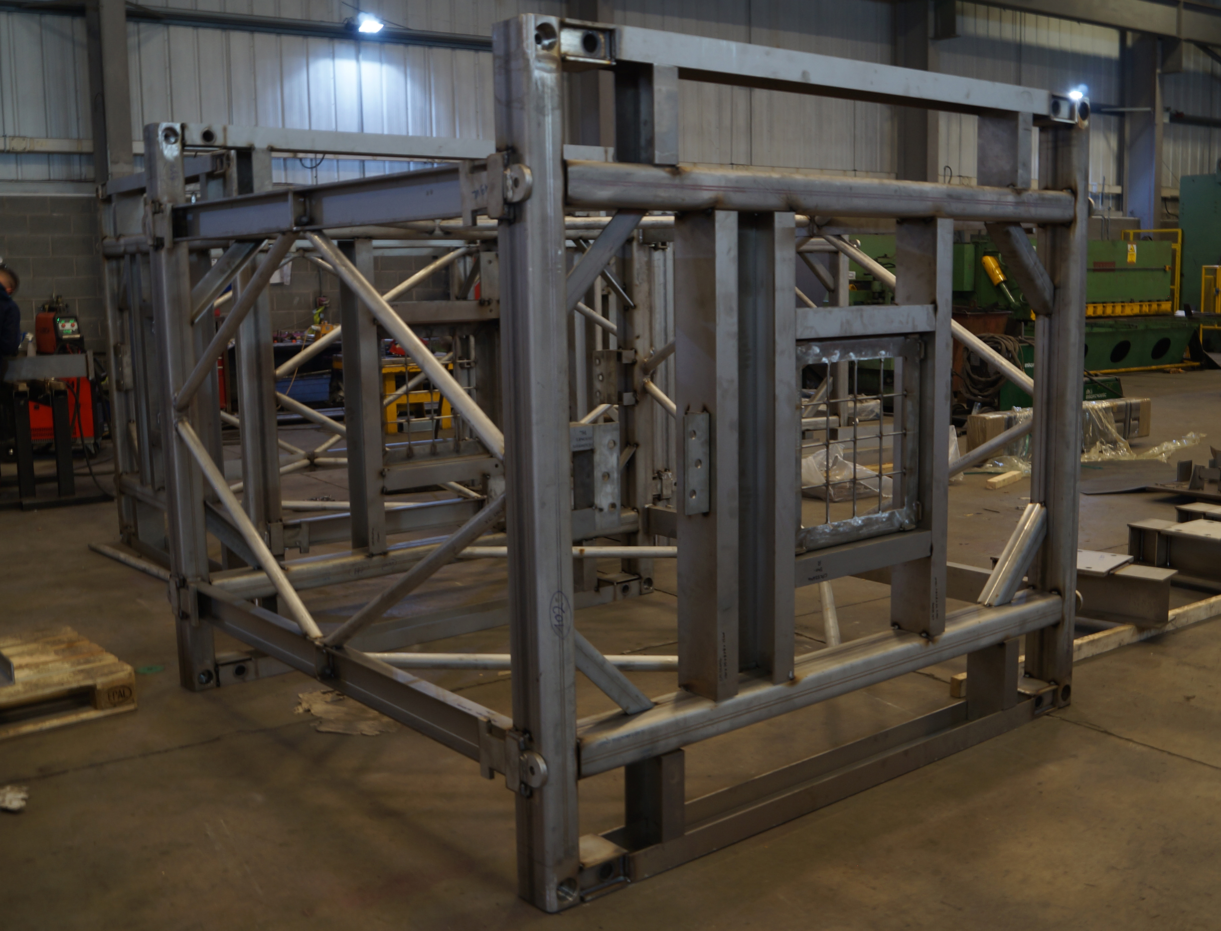 A&J Fabtech to Fabricate and Install Stainless Steelwork Package for the UK's Largest Membrane Bioreactor (MBR) Plant