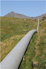 Stromag Periflex<sup>®</sup> Disc Couplings help water scale the Andes