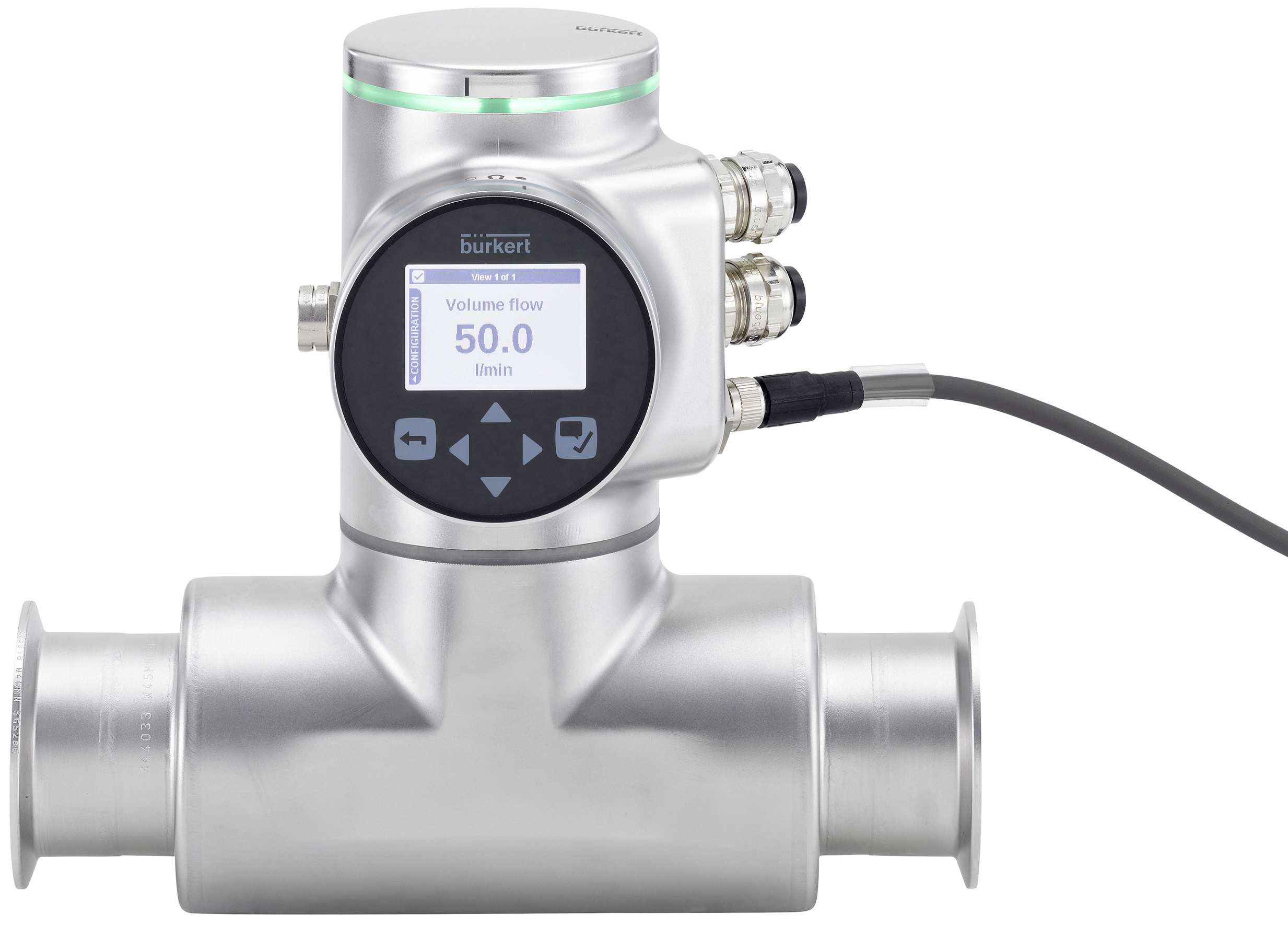 Wave of success for new flowmeters…