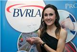 Sara Williams wins the BVRLA Industry Heroes Award 2015
