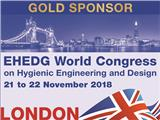 Burkert hygienic solutions to clean up at EHEDG Conference 2018