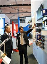 Mitsubishi Electric Chairman and CLPA Global Director discuss CC-Link IE TSN launch at Hannover Messe