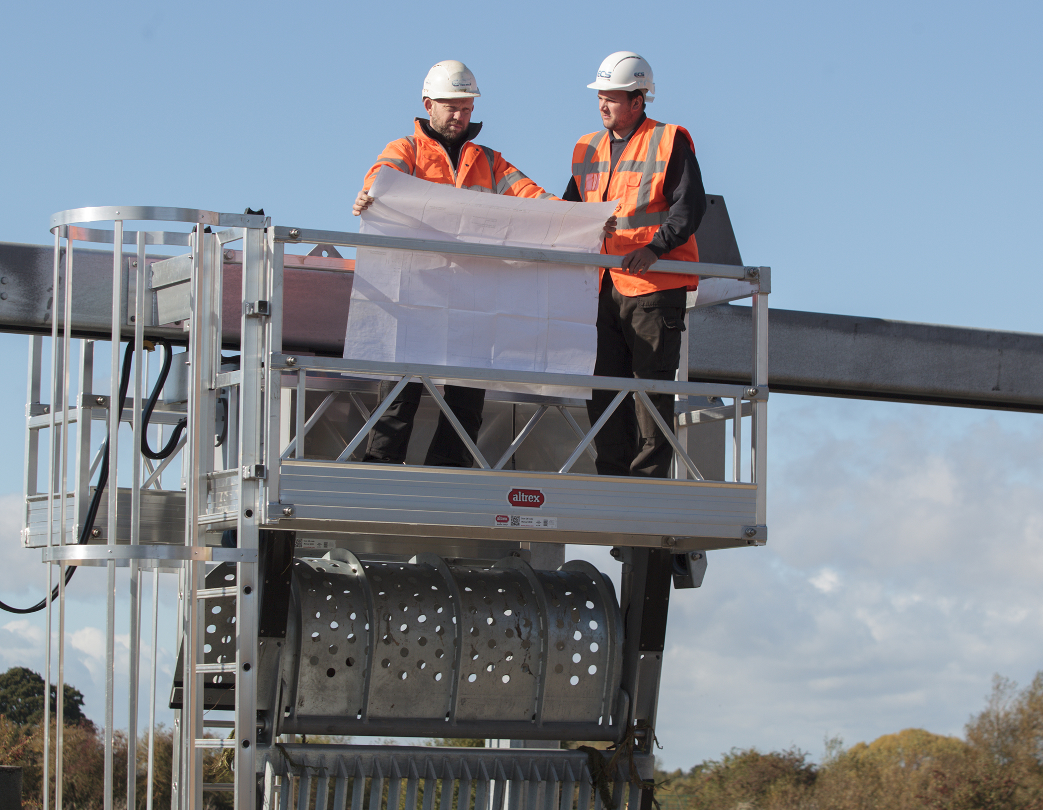 ECS Engineering Services completes improved flood defences at Peakirk Pumping Station