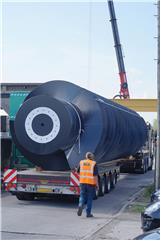 ECS and Landustrie offer full UK service support for Archimedes Screw Pumps