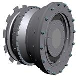 Dredging vessels rely on Stromag clutches and couplings