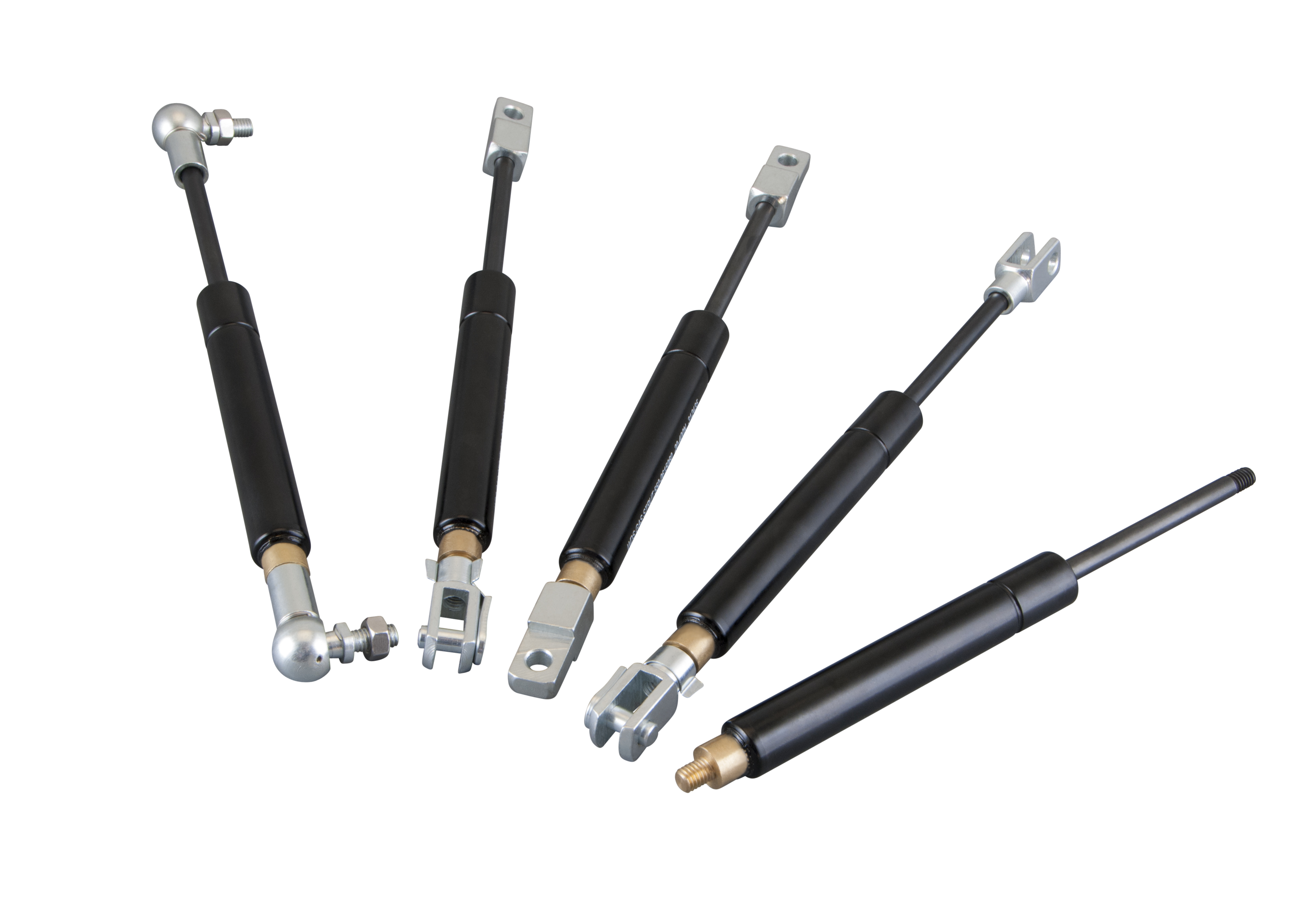 Bespoke and standard gas struts meet every need