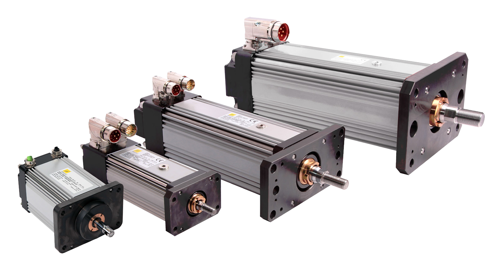 High spec, low maintenance electromechanical actuator range enhanced