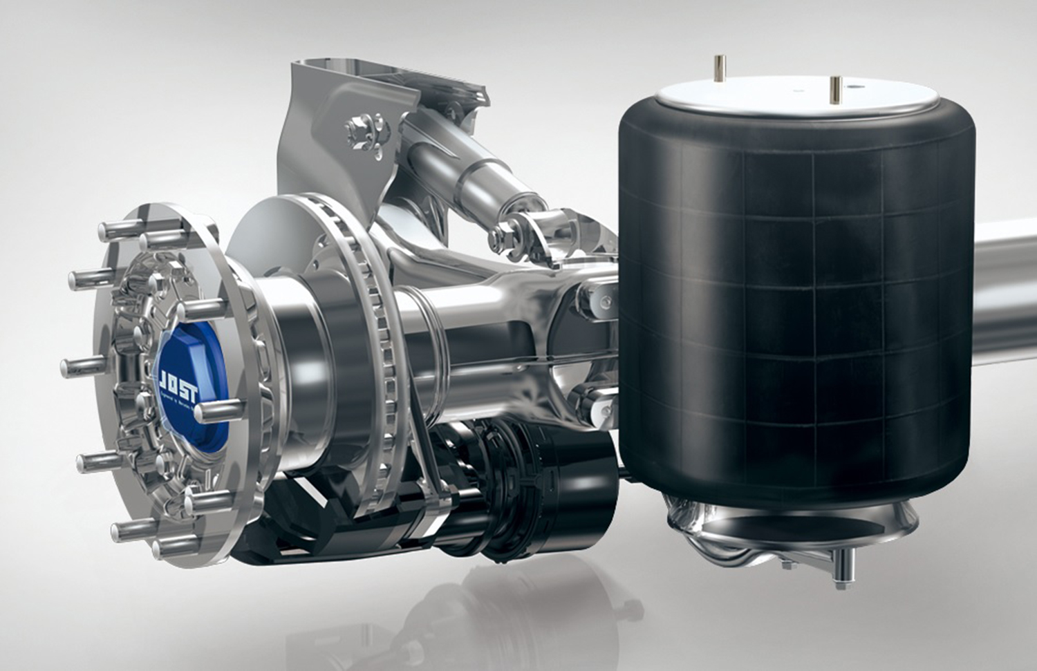 What can we learn from the popularity of disc brakes on tanker trailers?