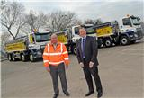 Big order for Edbro hydraulic tipper systems