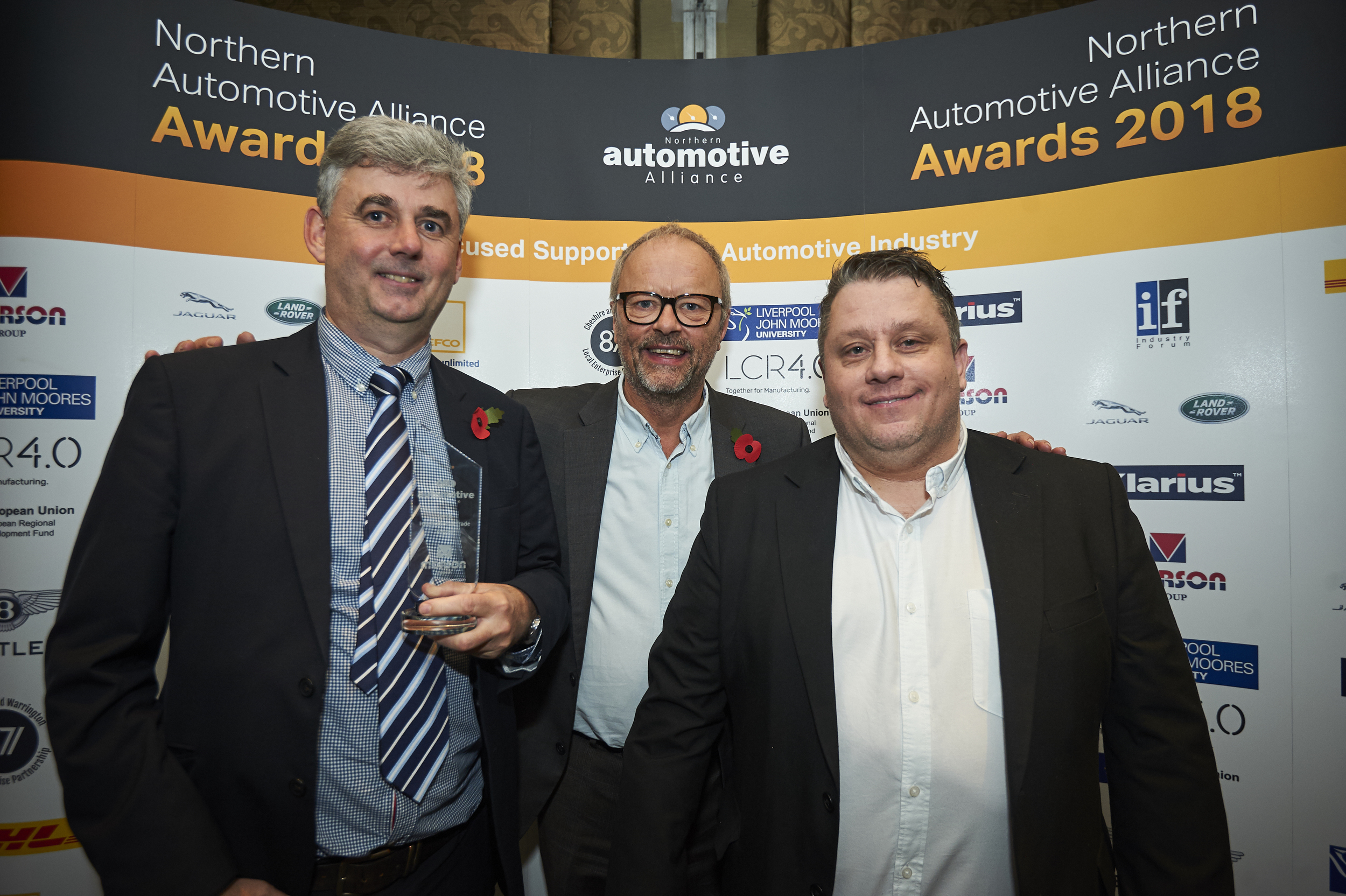 Klarius wins Northern Automotive Alliance International Trade Award 2018
