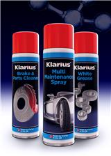 Klarius launches professional grade maintenance fluids