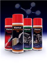 Klarius adds premium engine maintenance and service fluids to its professional quality range