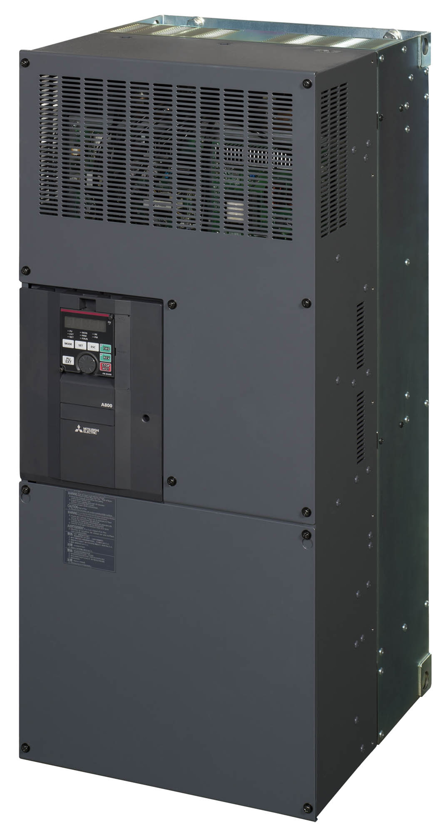 New performance inverters for applications with high power requirements