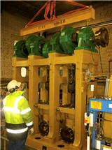 Revolvo SRB provide a reliable solution for Sludge Pump Operation at United Utilities Oldham Waste Water Plant.