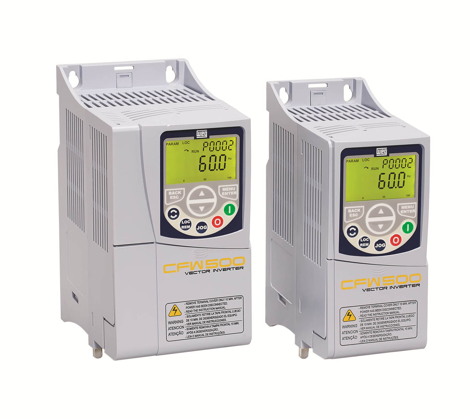 WEG launches new cost-effective variable speed drive with embedded micro-PLC