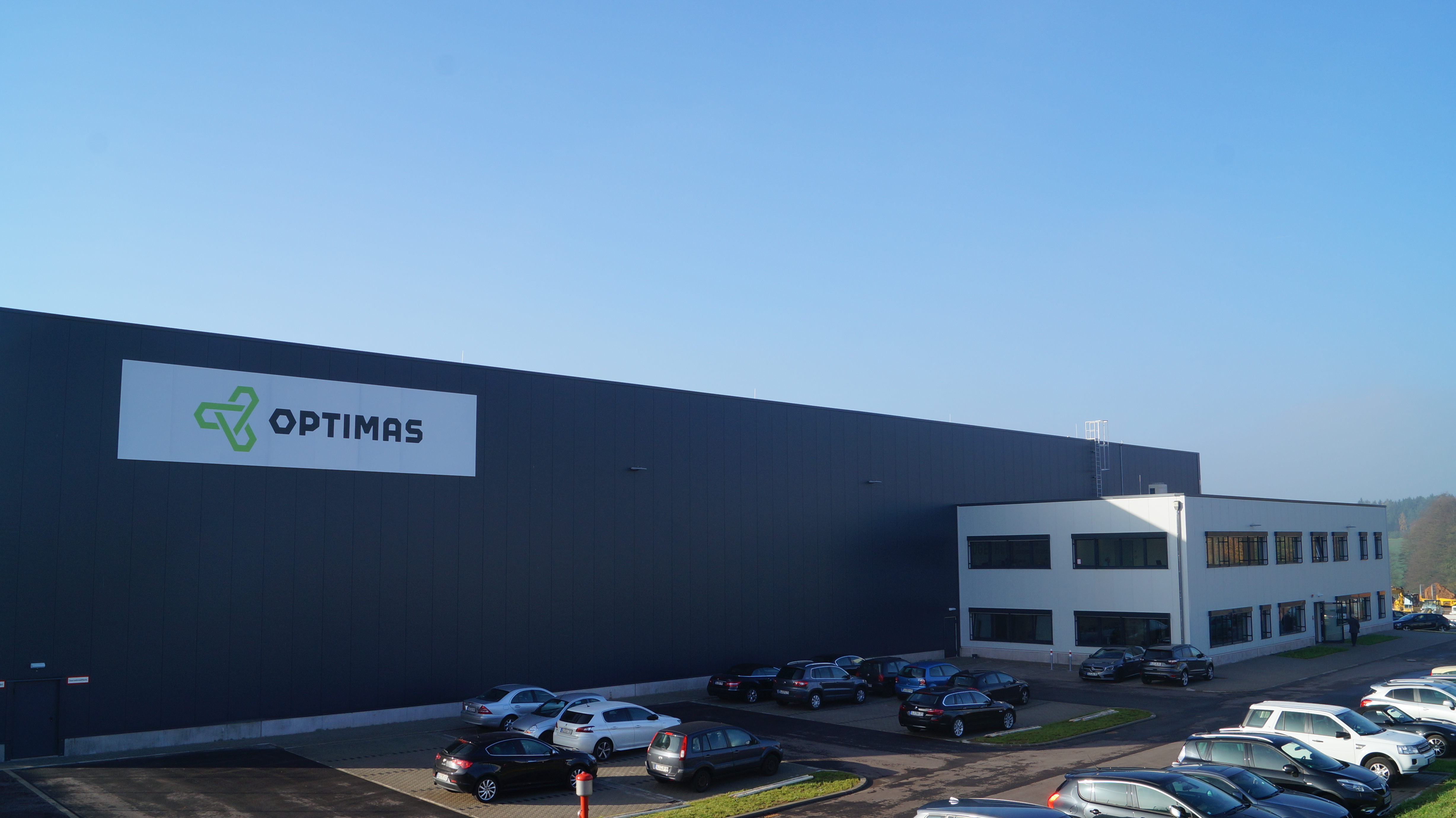 Optimas Opens New German Distribution Center to Increase Capacity for Growing Customer Demand