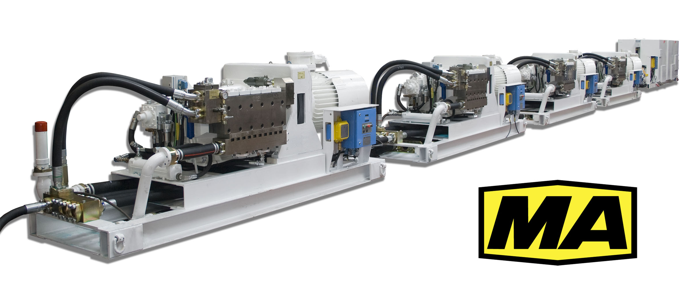 High Pressure Pumps achieve long term approval in China