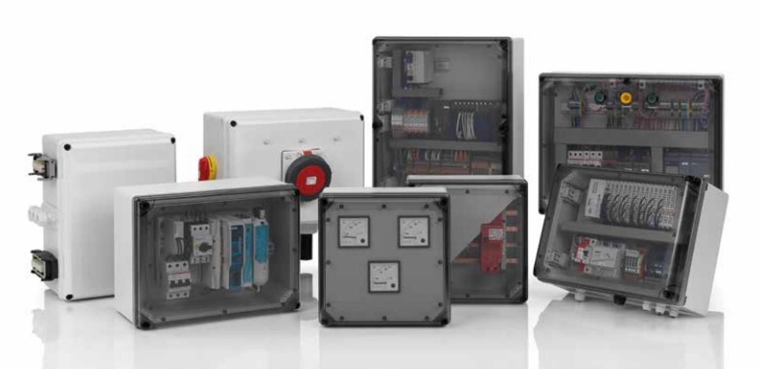 Spelsberg GEOS enclosures seal the deal for rugged electrical protection