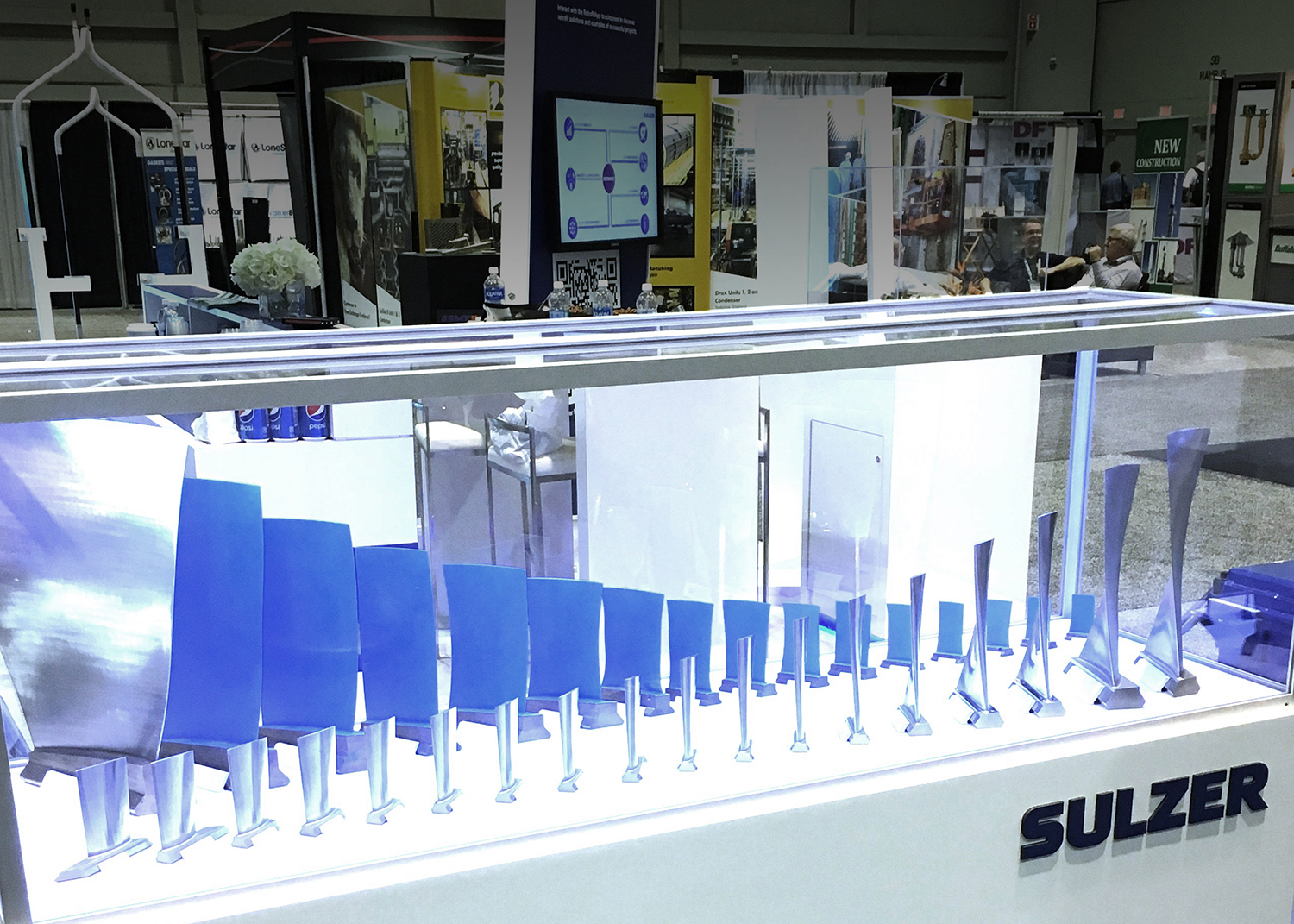 Sulzer bringing latest maintenance solutions for Power Generation sector to Las Vegas