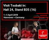 Tsubaki expecting chain reaction at Hannover Messe