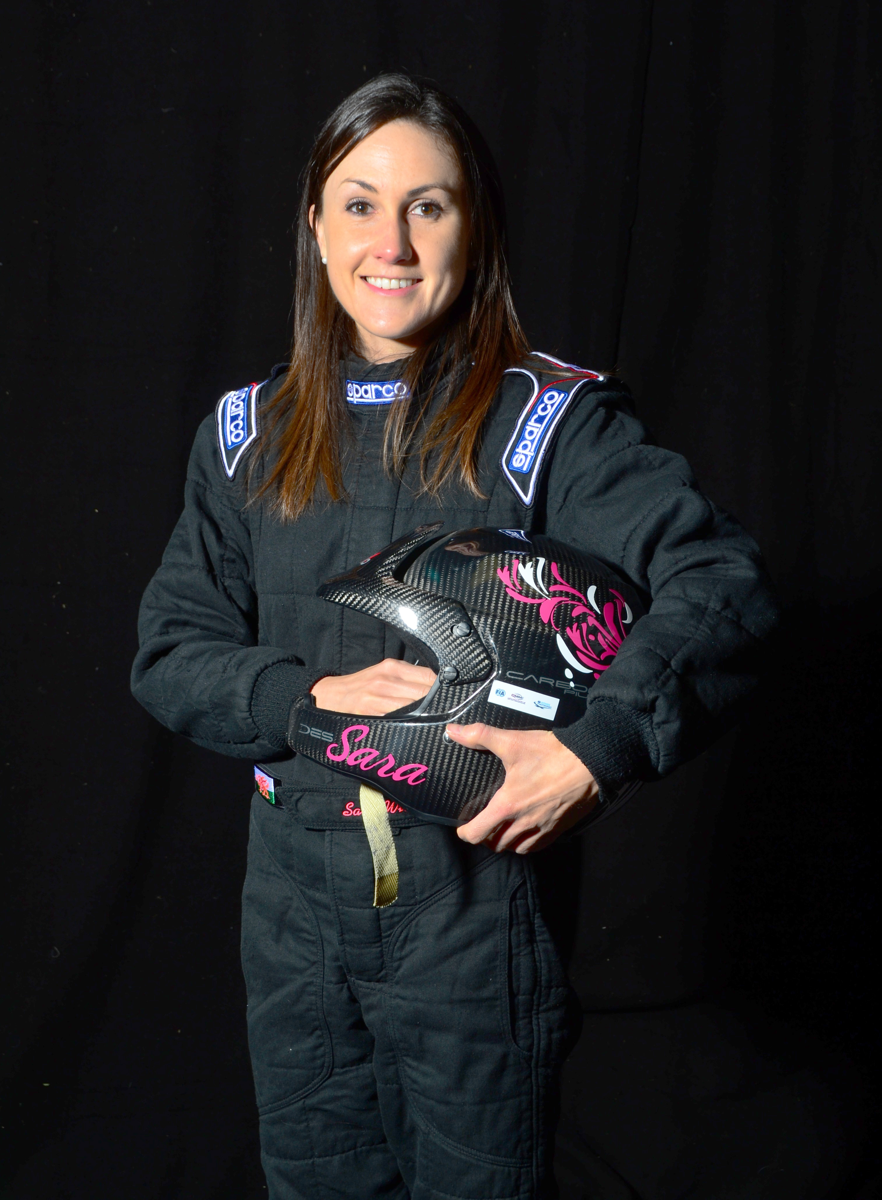 #1 British female rally driver Sara Williams nominated for BWRDC Elite GoldStars Award