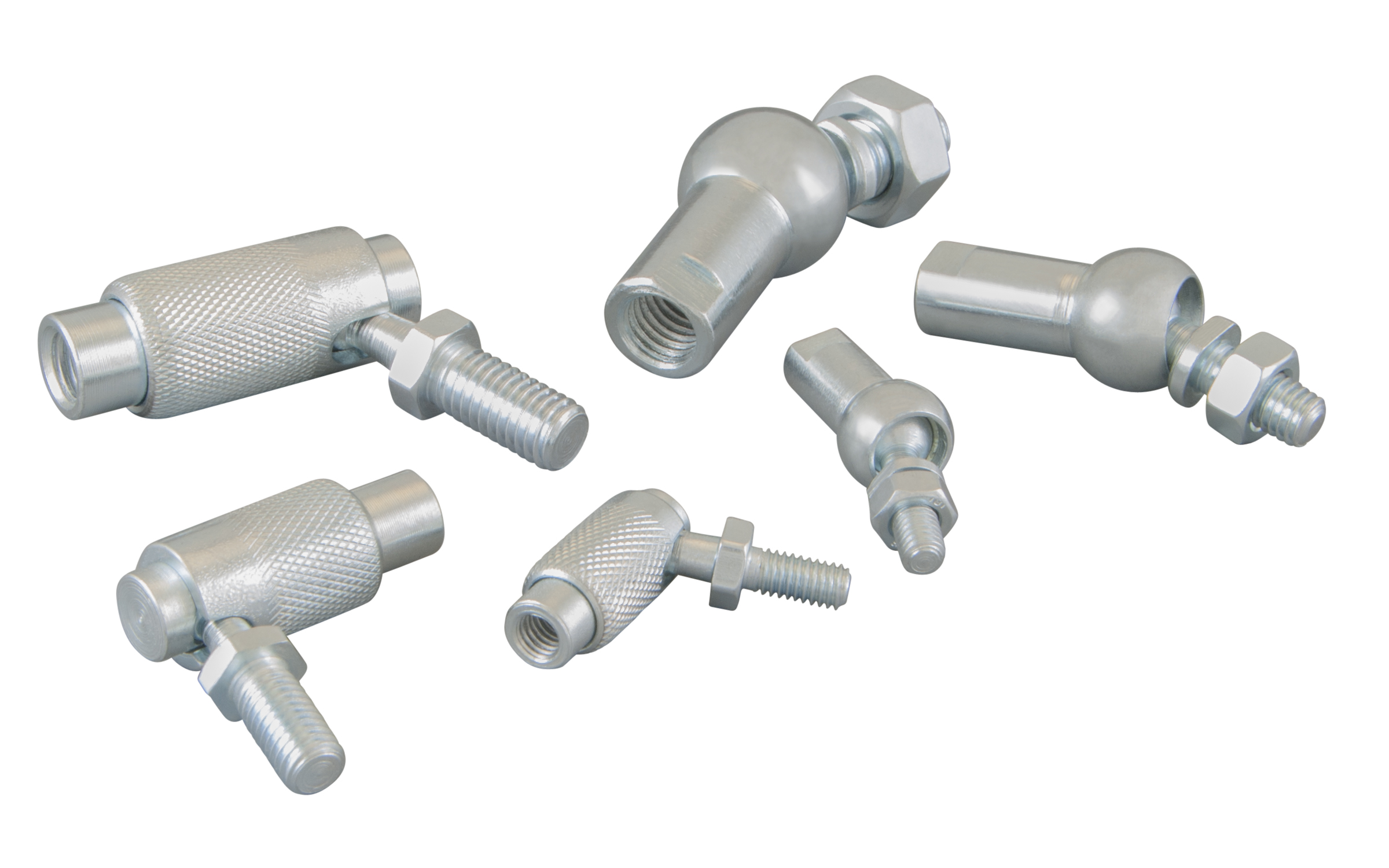 WDS ball joints bring flexibility to wide range of systems and structures