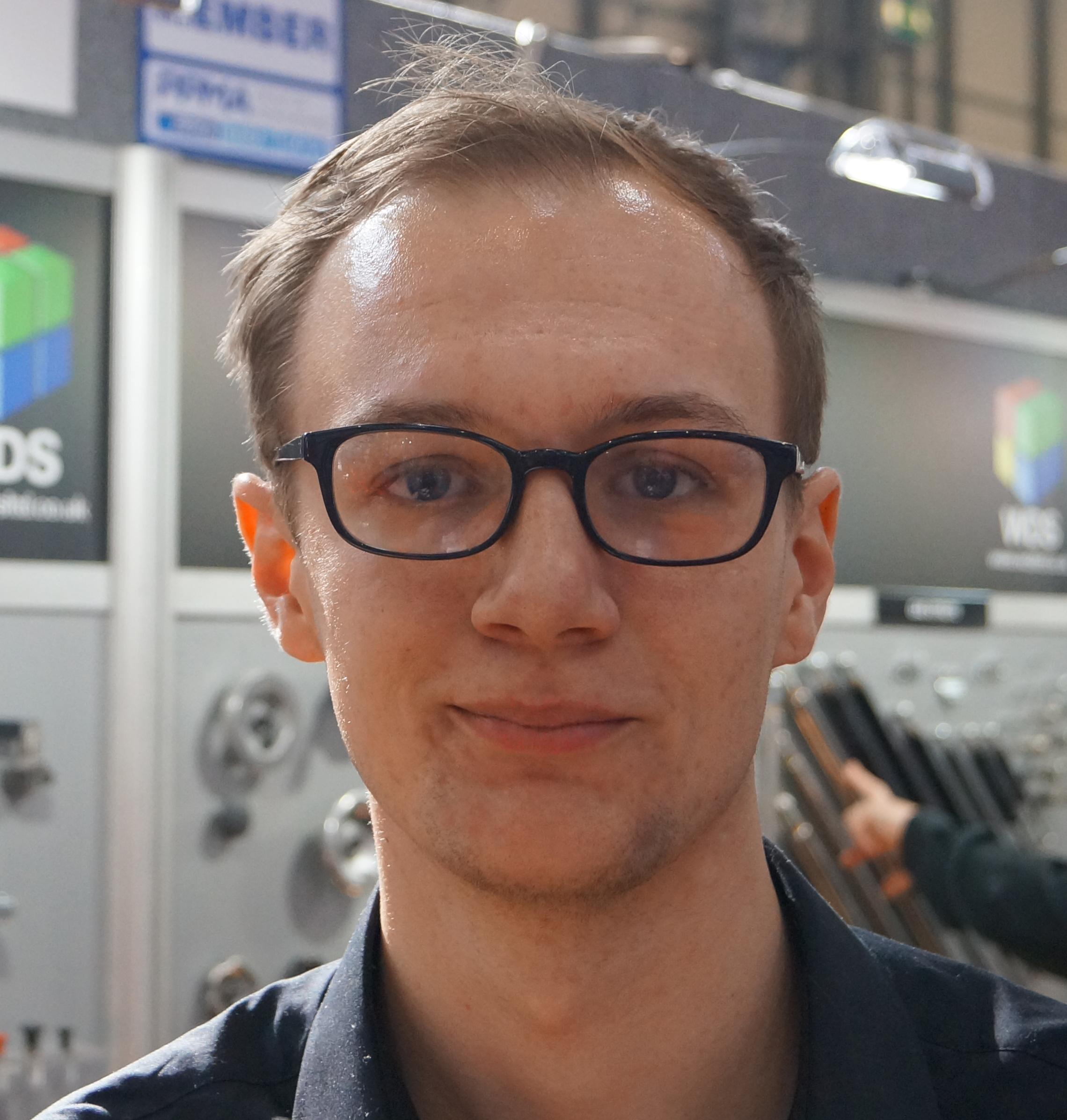 WDS apprentice programme takes on 'Aerospace Engineer in training' Sam Wilkinson