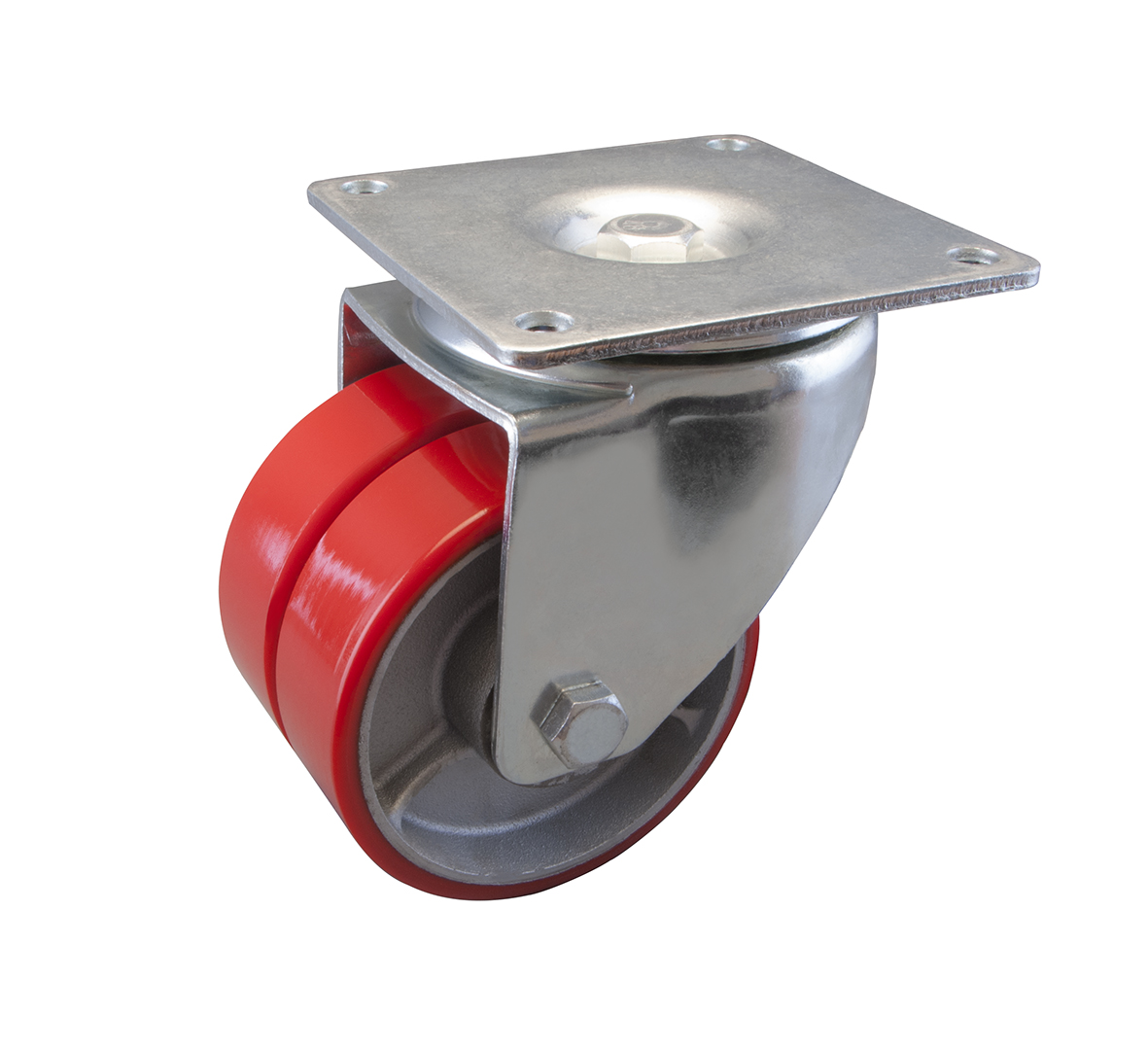 WDS heavy duty castors offer superior performance and mobility