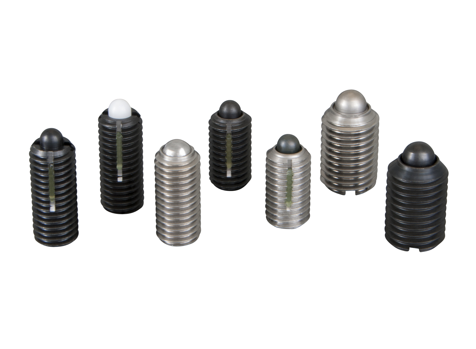 Even more index plunger options offered by WDS