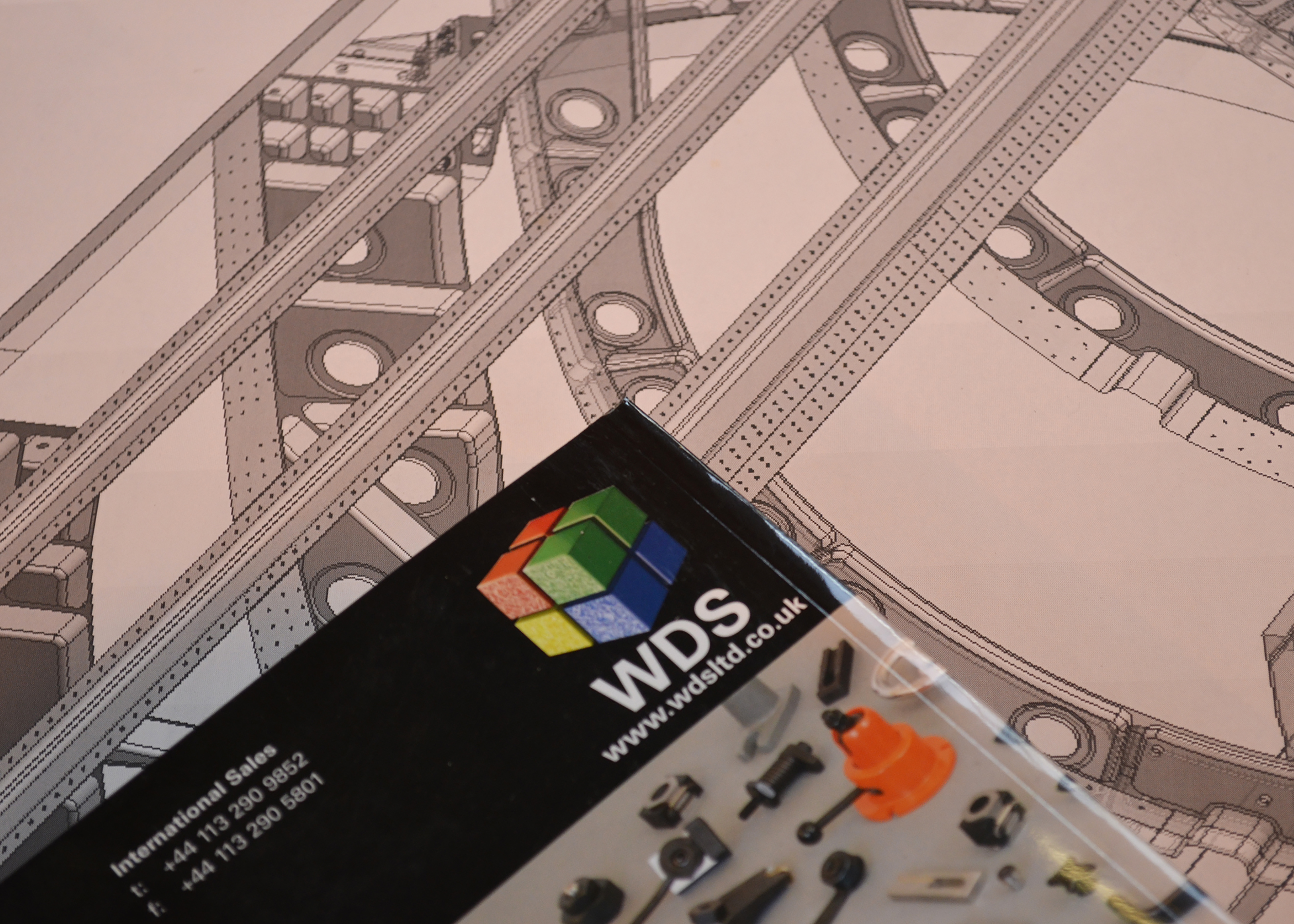 WDS is a friend to busy design engineers