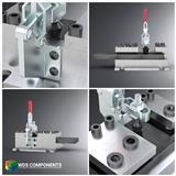 WDS Components extends cost effective toggle clamp range