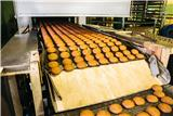 Compressed air in the food industry