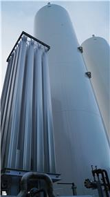 Halifax fans and WEG motors help ventilate the world's first full-scale liquid air energy storage facility