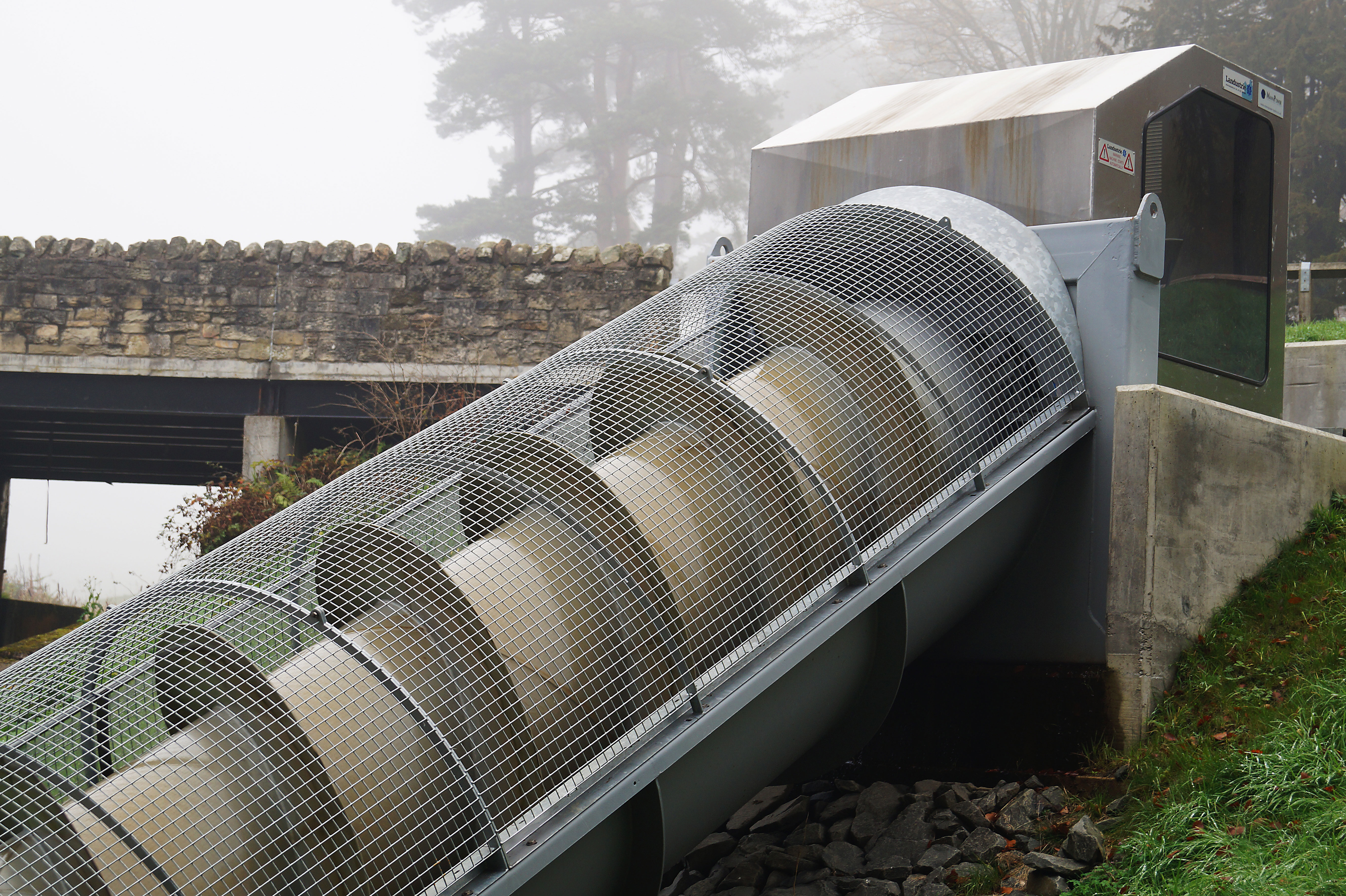 A history of innovation at Cragside continues with hydro-electric power from WEG