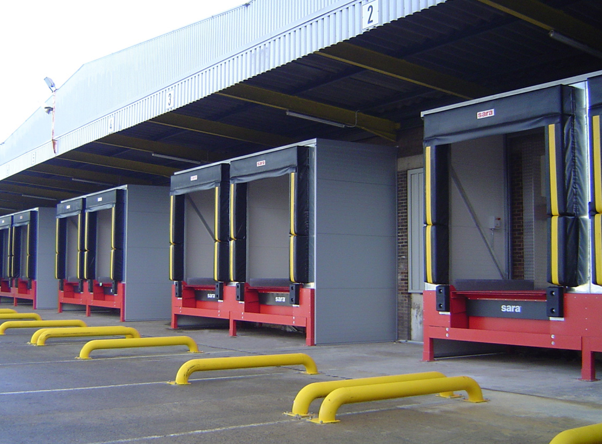 Loading bay pods offer ultimate design flexibility and aid efficient operations