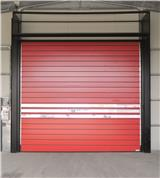 Insulated roller shutter doors come to the fore with improved performance