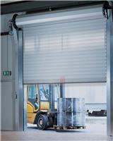 Energy savings and efficiency using high speed doors