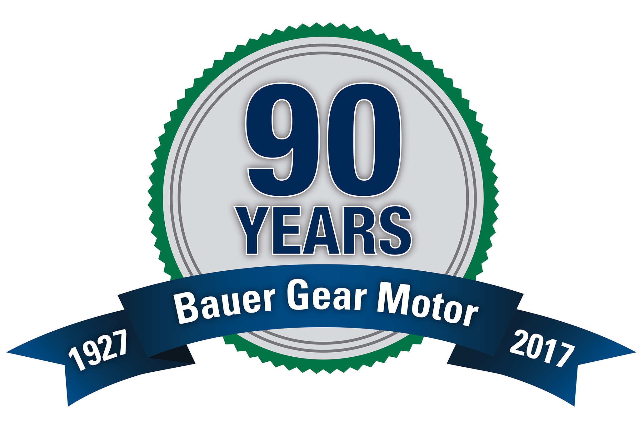 Innovation since 1927: Bauer Gear Motor celebrates its 90th anniversary