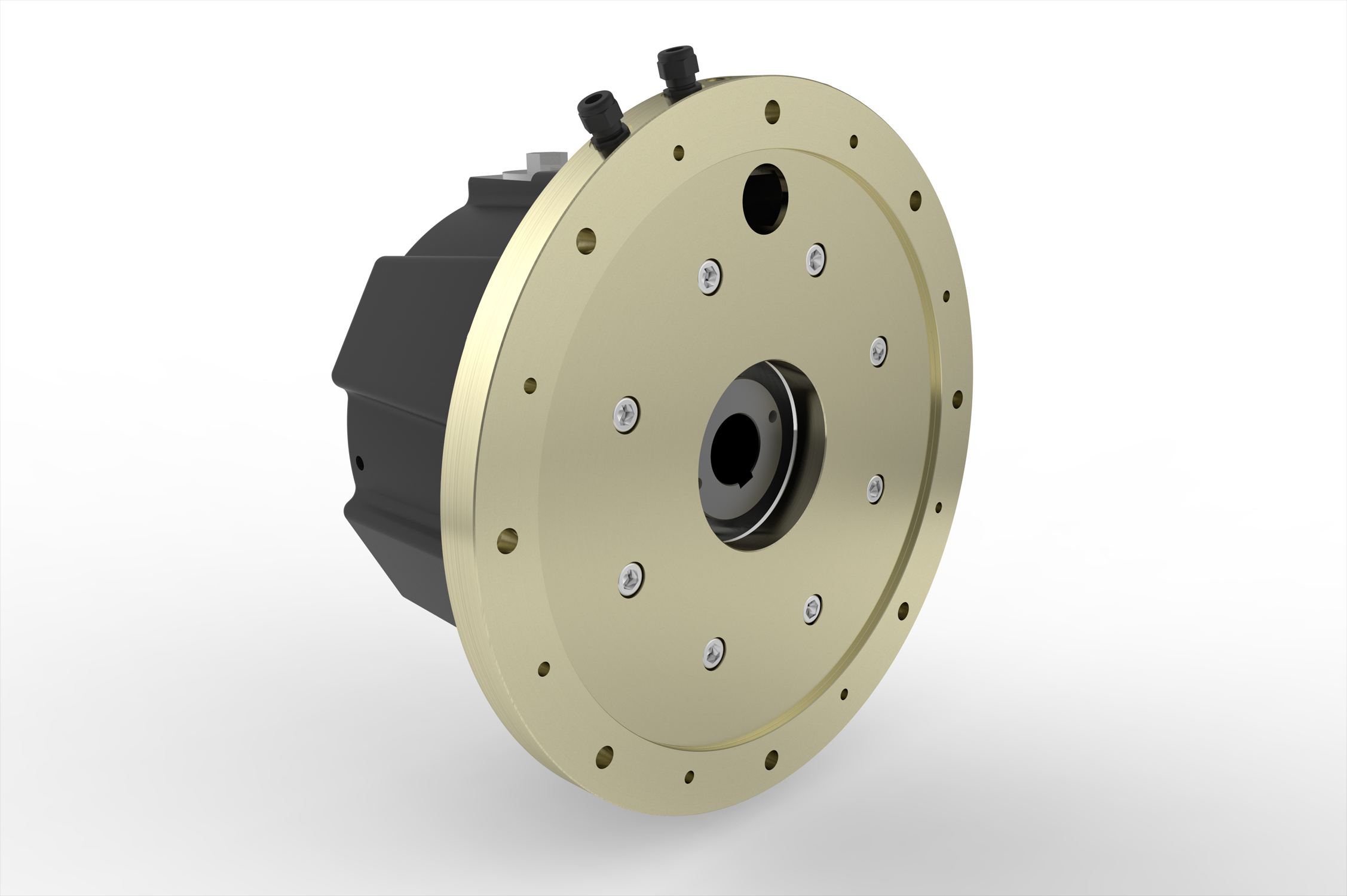 A new generation of brakes for demanding machine applications