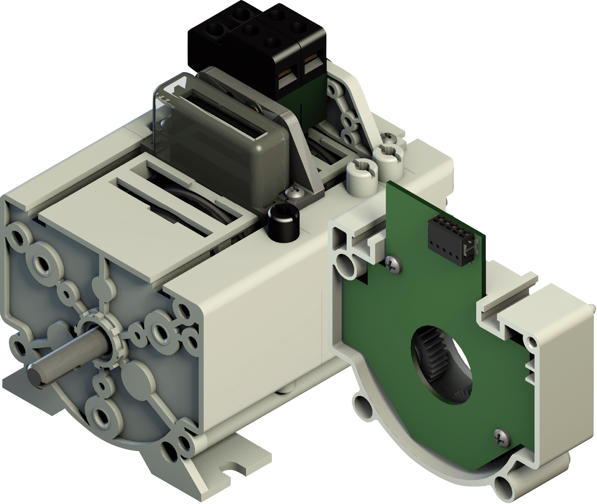 Stromag Geared Cam Limit Switches offer specialisation and intelligence