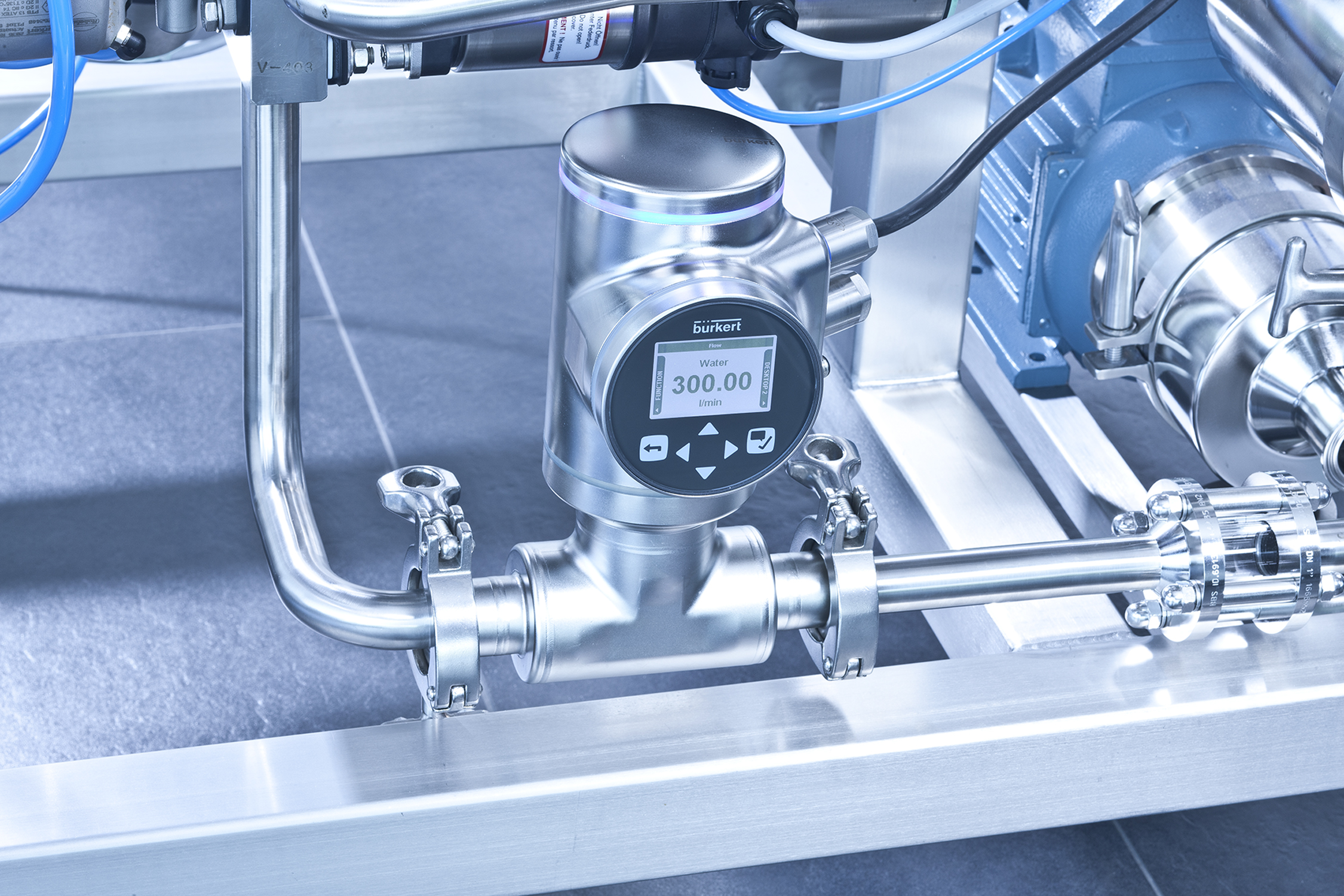 New light-weight precision flow meter suits process skids