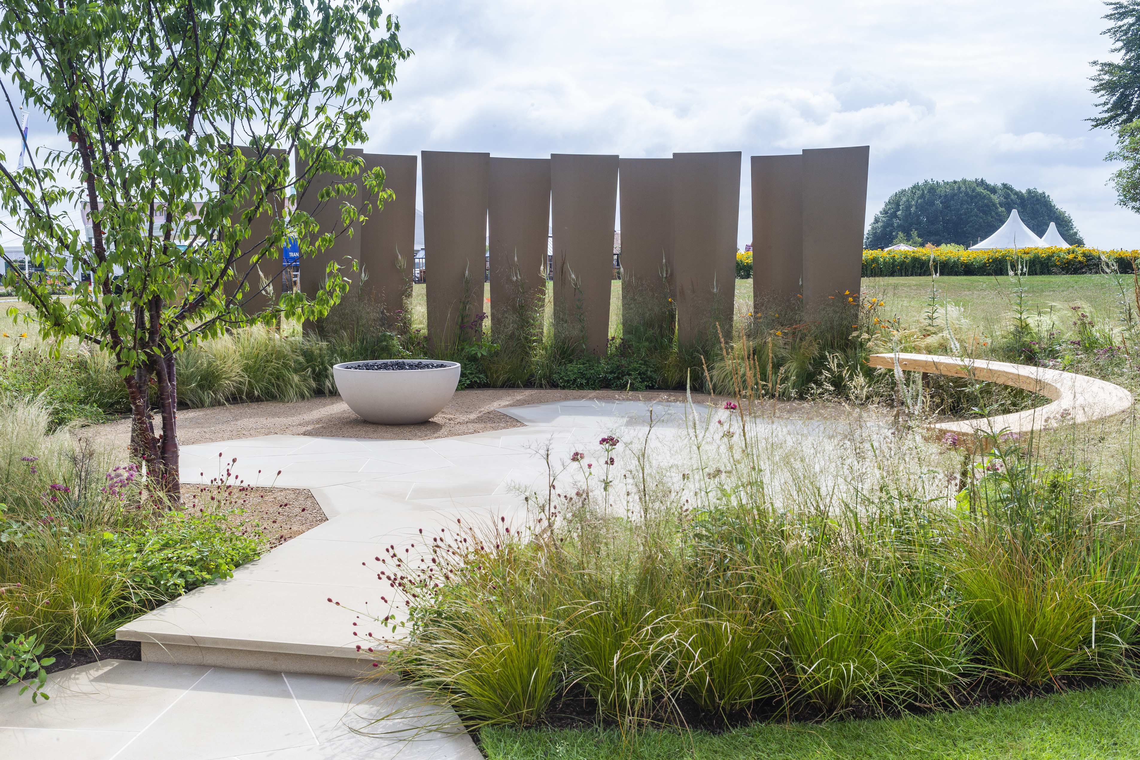 Barnshaws pots RHS Tatton 'Best Show Garden' with JW Lees 190th Anniversary plot