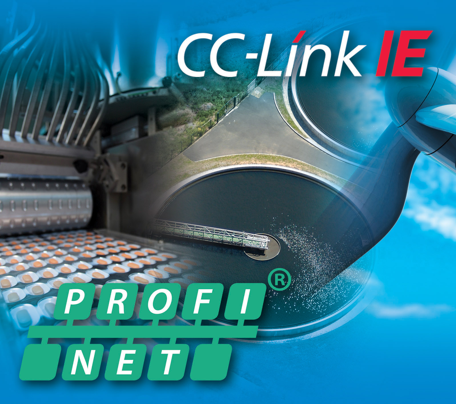 CC-Link IE and PROFINET protocol transparency to revolutionise global machine interoperability
