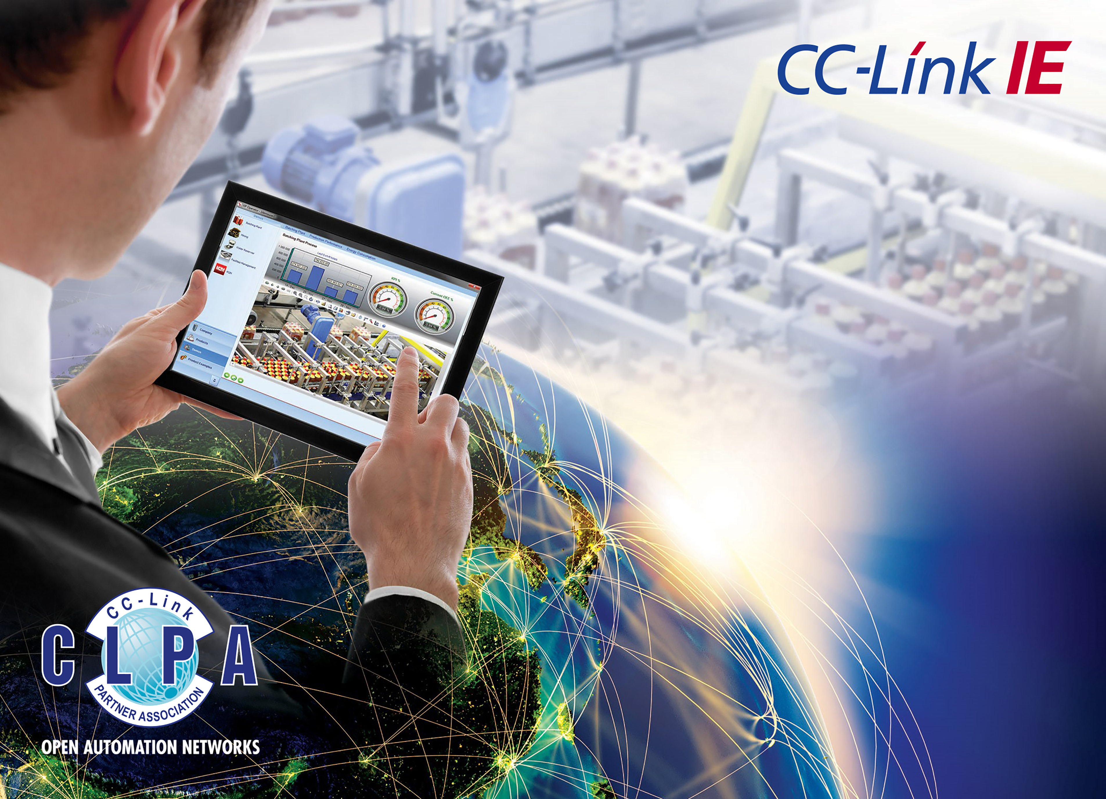 Industrial networks open-up to the future